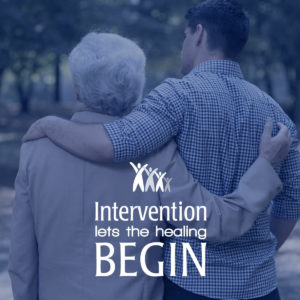 Intervention Lets The Healing Begin - Family First FFI